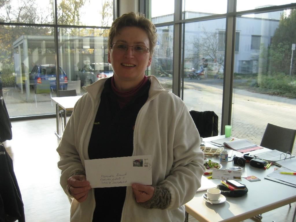 Manuela Bauch vom CVJM Landesverband Hannover