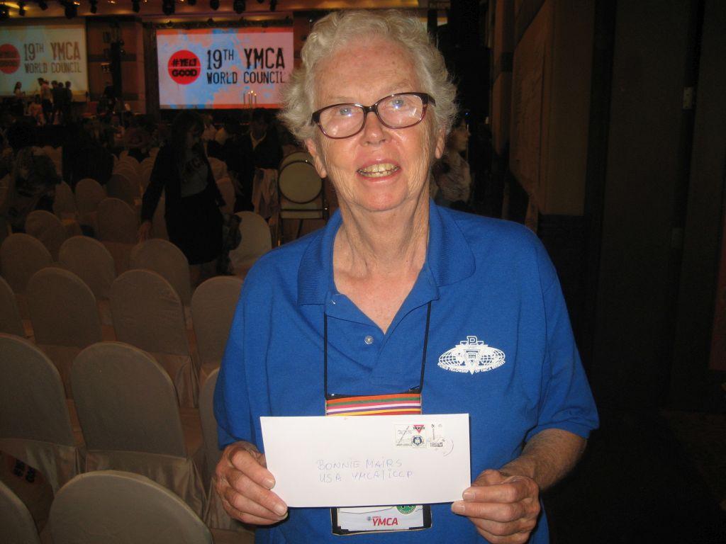 Bonnie Mairs YMCA USA