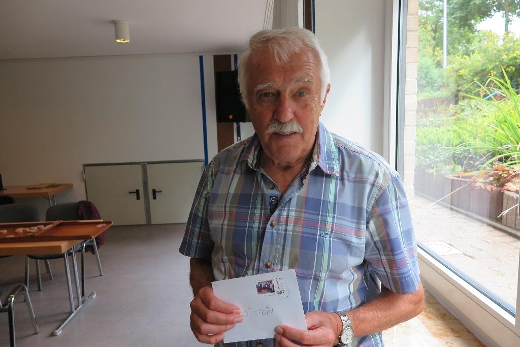 Rudi Stein, ehemaliger Mitarbeiter der Justizvollzugsanstalt Wolfenbüttel