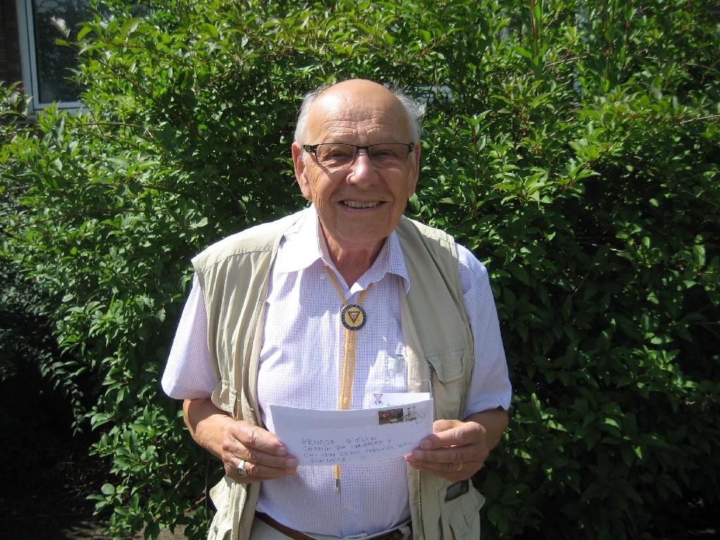Ernest Riesen Y's Men's Club Genf (Schweiz)