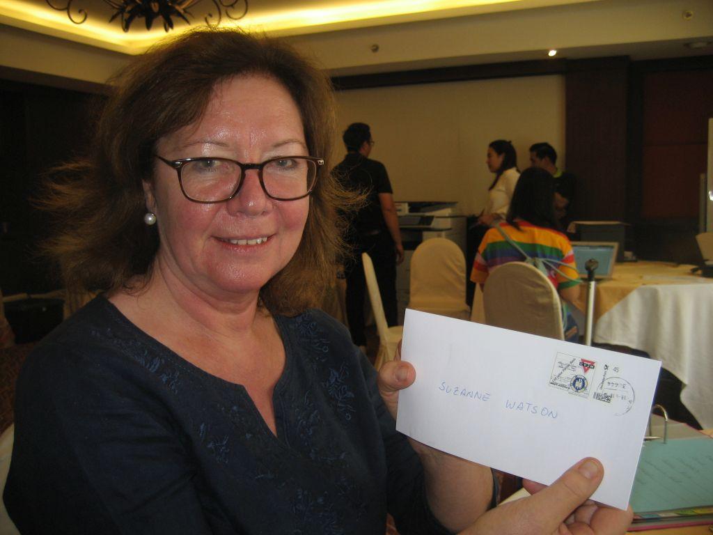 Suzanne Watson YMCA World Alliance