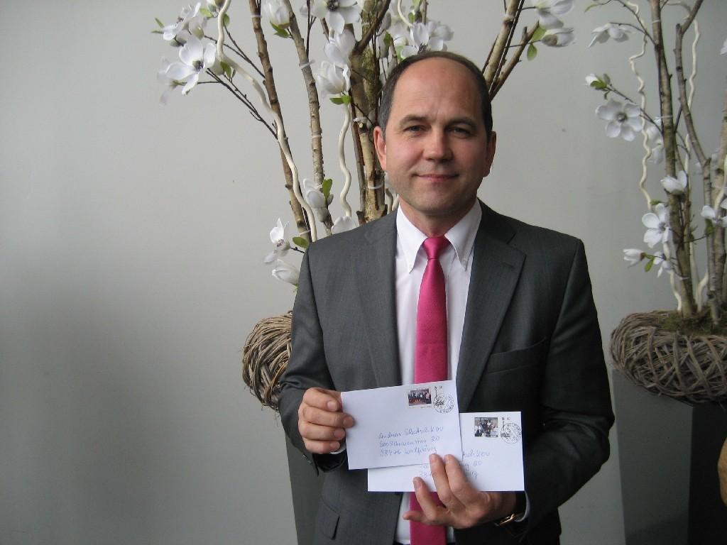 Andreas Skatschkov von der CVJM-Resozialisierungsgruppe