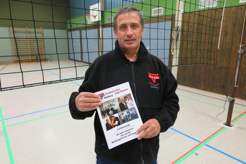 Valeri Seifried vom CVJM Wolfsburg