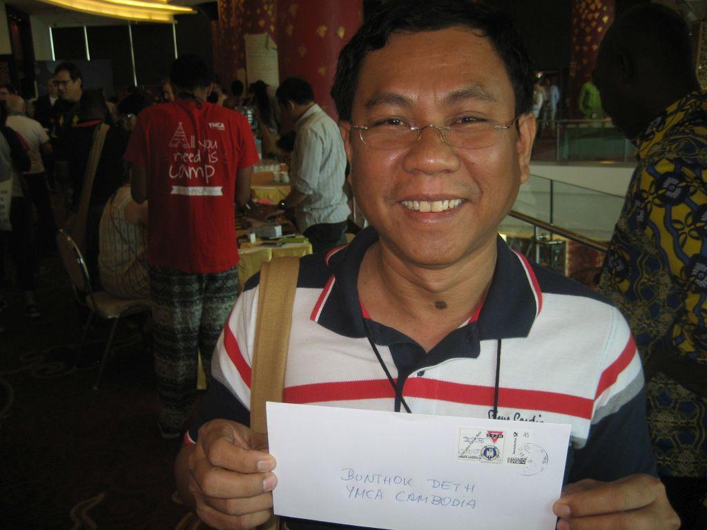 Buntok Deth YMCA Kambodscha