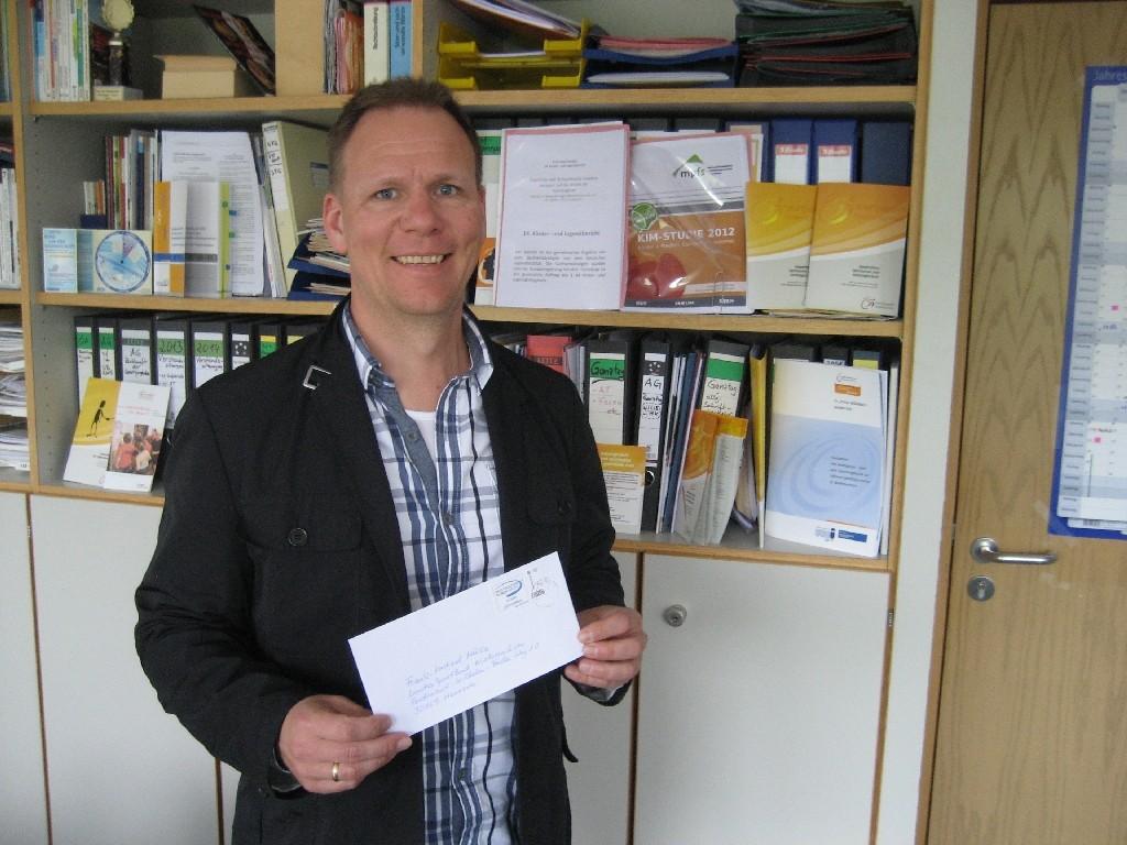 Frank Michael Mücke (Sportjugend + LSB Niedersachsen)