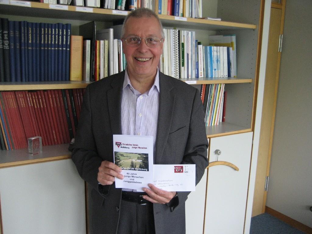 Karl-Heinz Steinmann (Sportjugend + LSB Niedersachsen)