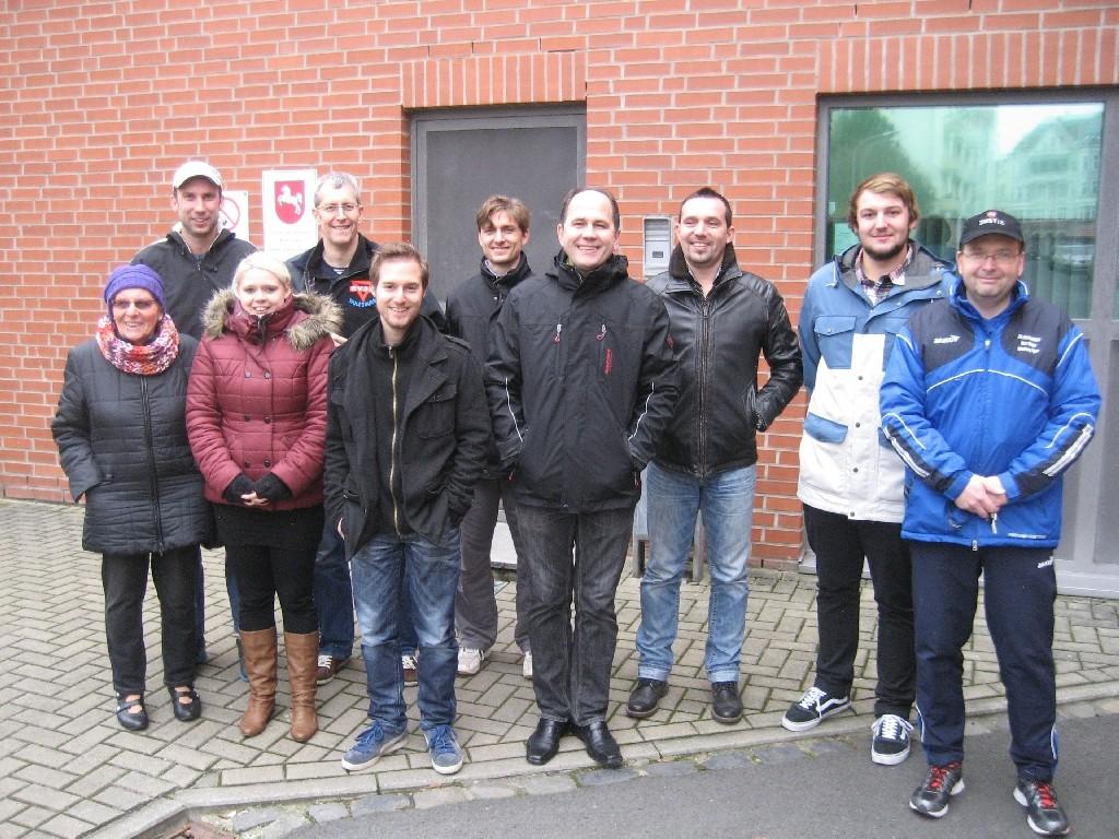 Adventlicher Spielenachmittag in der Justizvollzugsanstalt Braunschweig