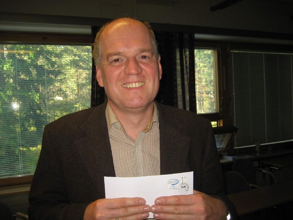Professor Dr. Jürgen Eilert von der CVJM Hochschule in Kassel
