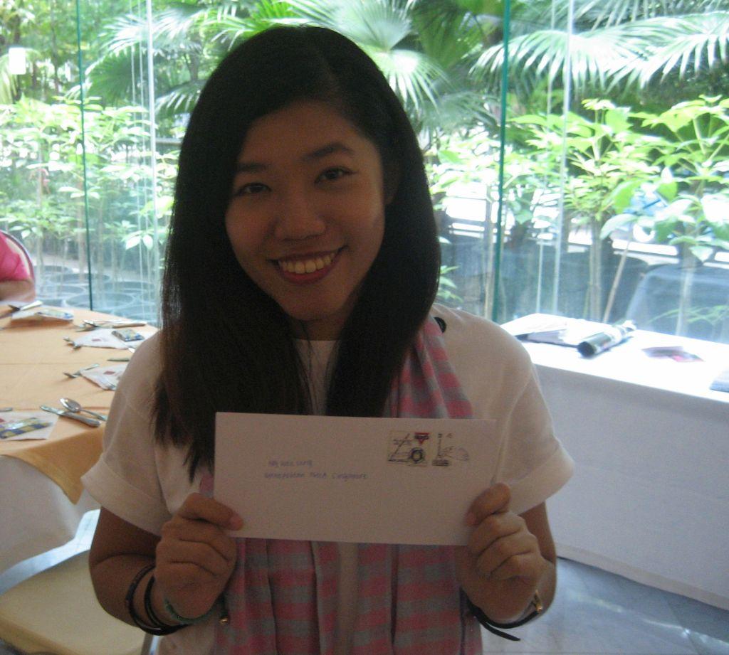 Huang Weiling YMCA Singapur
