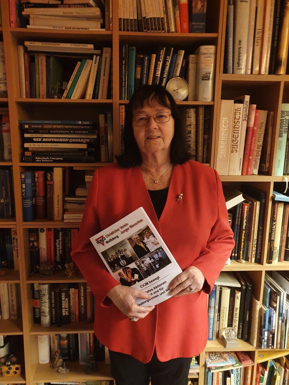 Elisabeth Streich, Unterstützerin aus Westhagen