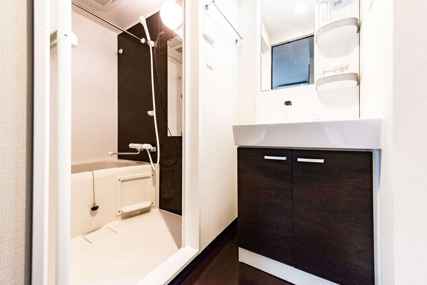 301-6 洗面室・浴室(1階3階Aタイプ共通)
