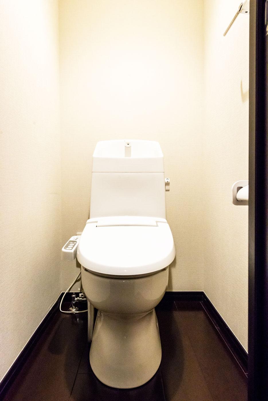 201-5 トイレ(各階Aタイプ・Bタイプ共通)