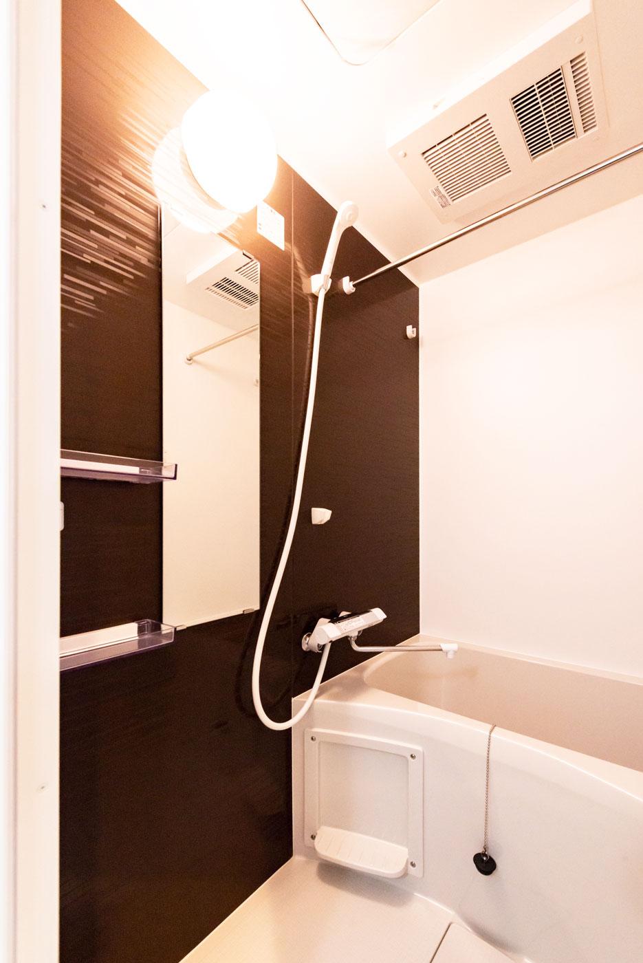 203-6 浴室(2階4階Cタイプ共通)