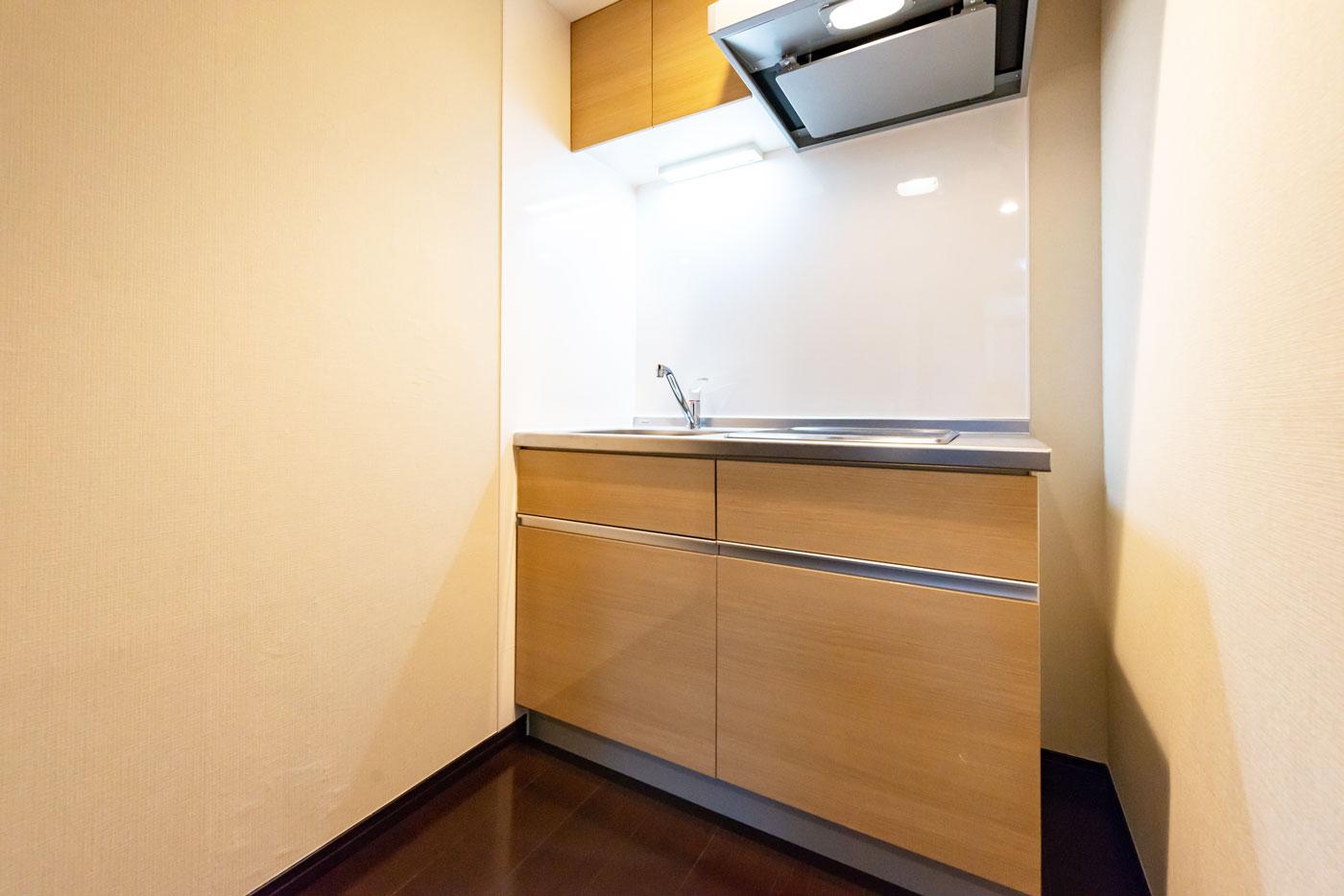 202-3 キッチン(各階Bタイプ共通)