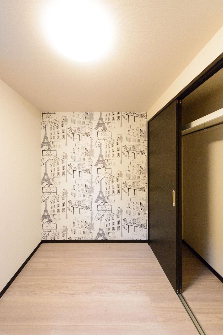 部屋(クローゼット)