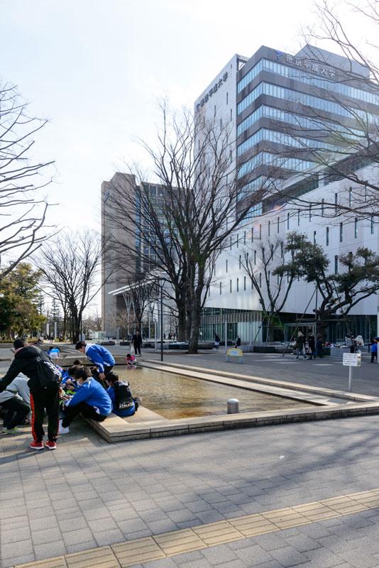 中野四季の森公園5(帝京平成大学)