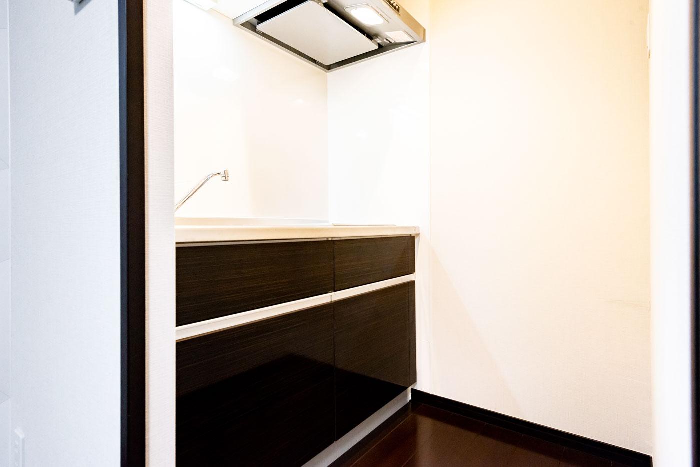301-5 キッチン(1階3階Aタイプ共通)