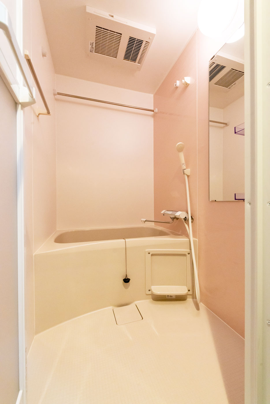 201-9 浴室(2階4階Aタイプ共通)