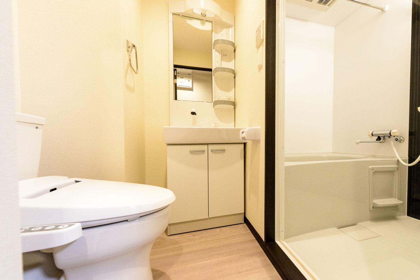 トイレ・洗面室・浴室