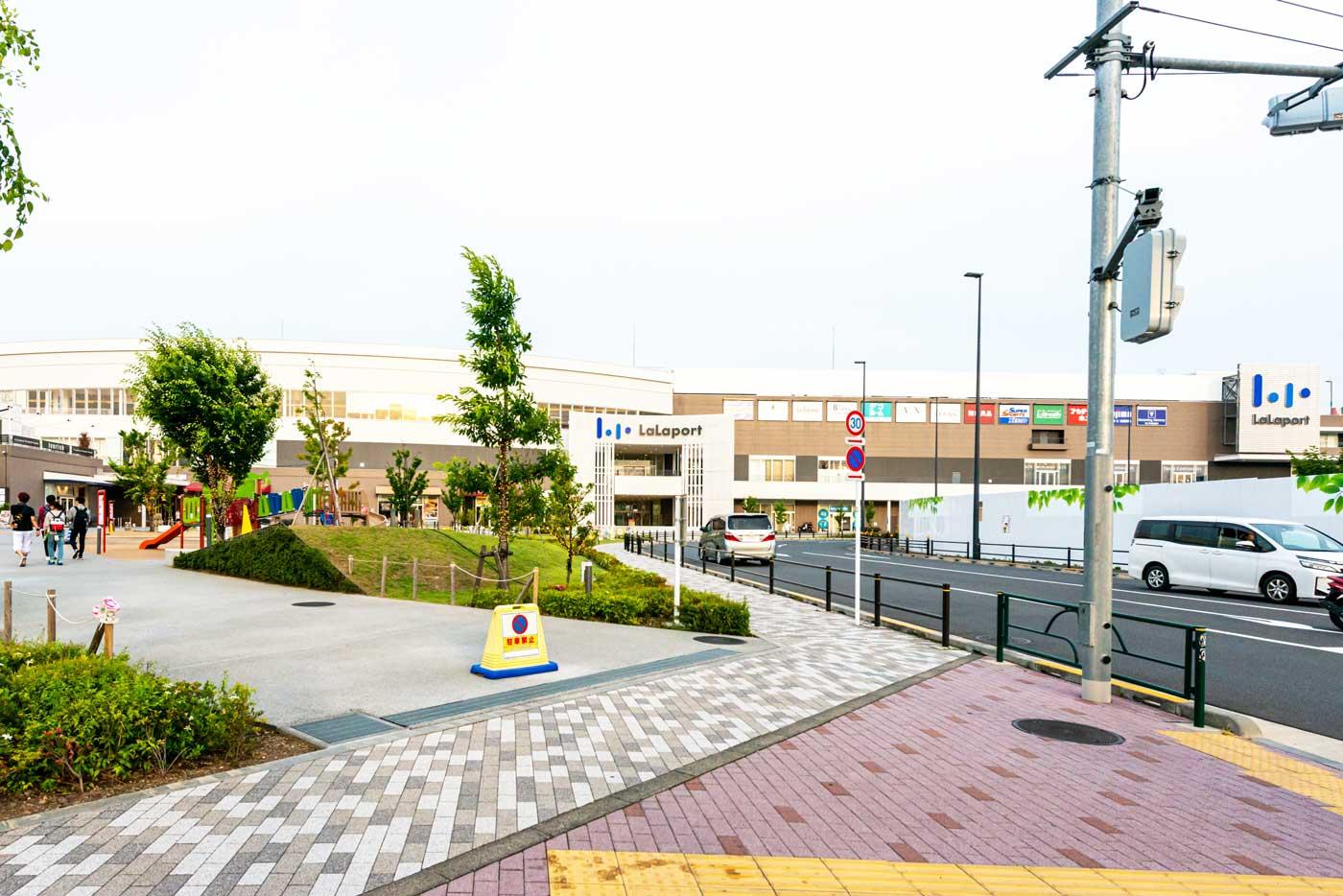 ららぽーと立川立飛店(2400m)