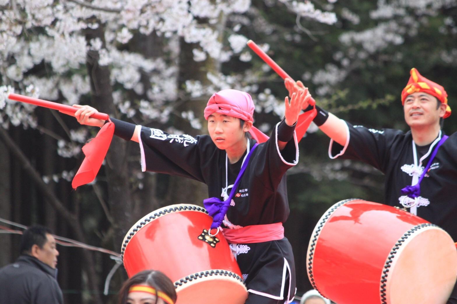 2017.4.15 赤城南面千本桜まつり