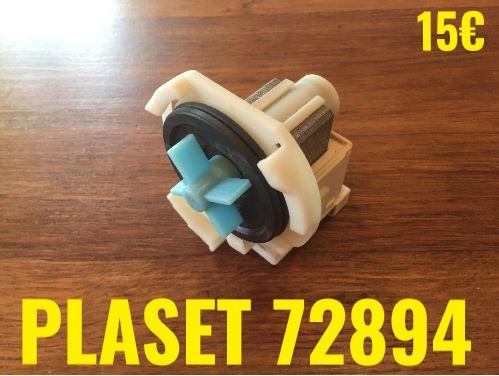 POMPE DE VIDANGE : PLASET 72894