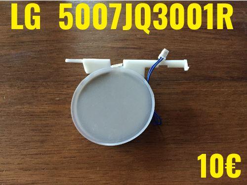 CLAPET DISTRIBUTEUR GLACE :  LG  5007JQ3001R