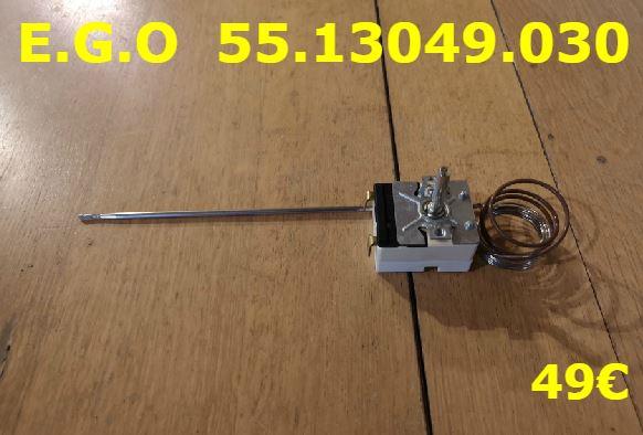 THERMOSTAT DE CUISSON : E.G.O  55.13049.030