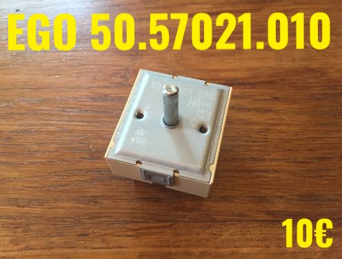 COMMUTATEUR : EGO 50.57021.010