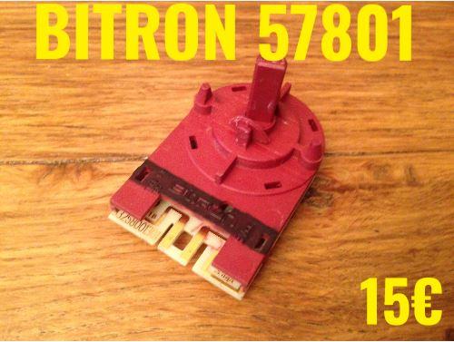 POTENTIOMÈTRE : BITRON 57801