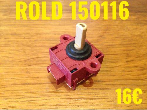 POTENTIOMÈTRE : ROLD 150116