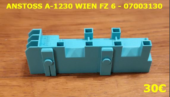 ALLUMEUR 6 POINTS : ANSTOSS A-1230 WIEN FZ 6 - 07003130