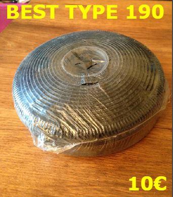 FILTRE DE HOTTE : BEST TYPE 190