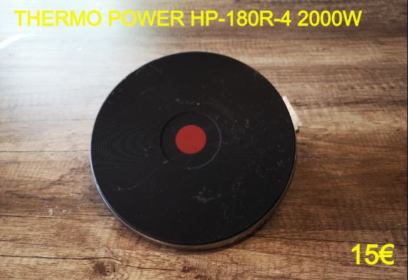FOYER FONTE : THERMO POWER HP-180R-4 2000W