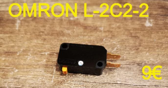 MICRO-SWITCH : OMRON L-2C2-2