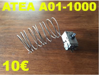 THERMOSTAT FRIGO : ATEA A01-1000