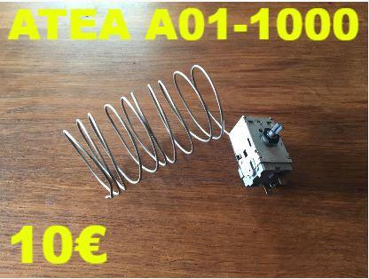 THERMOSTAT FRIGO : ATEA A01-1000