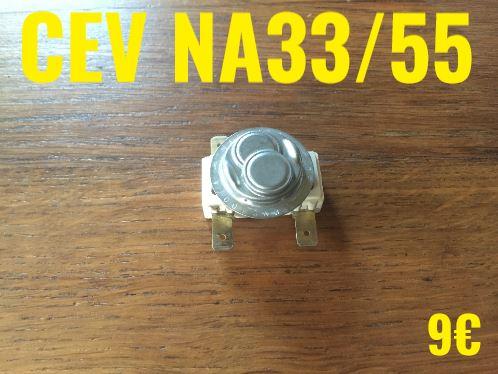 KLIXON : CEV NA33/55