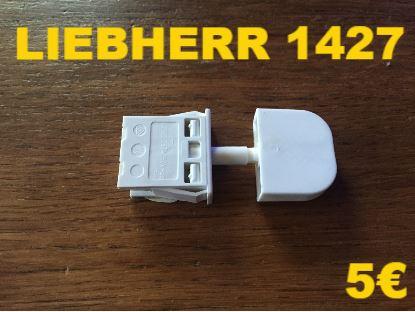 INTERRUPTEUR : LIEBHERR 1427