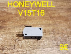MICRO-SWITCH : HONEYWELL V15T16