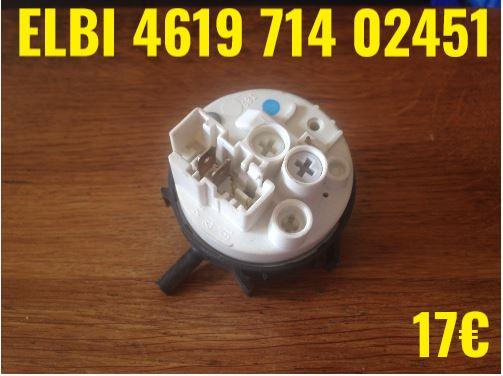 PRESSOSTAT : ELBI 461971402451