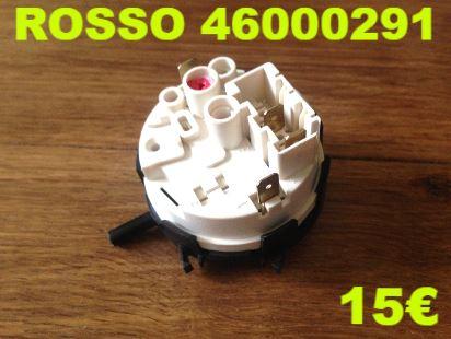 PRESSOSTAT : ROSSO 46000291