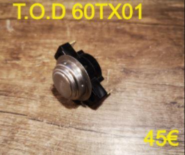 KLIXON : T.O.D 60TX01