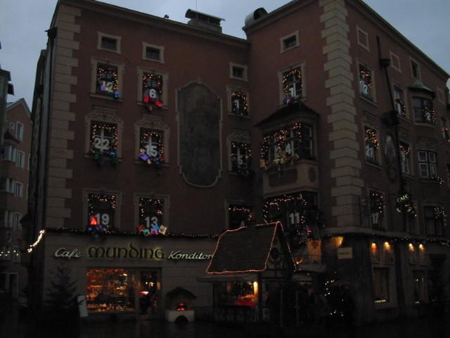 Innsbruck im Dezember