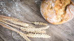 Budgetbrot aus Halbweiss- und Roggenmehl. Hausgemacht nach traditionellem Bäckerhandwerk