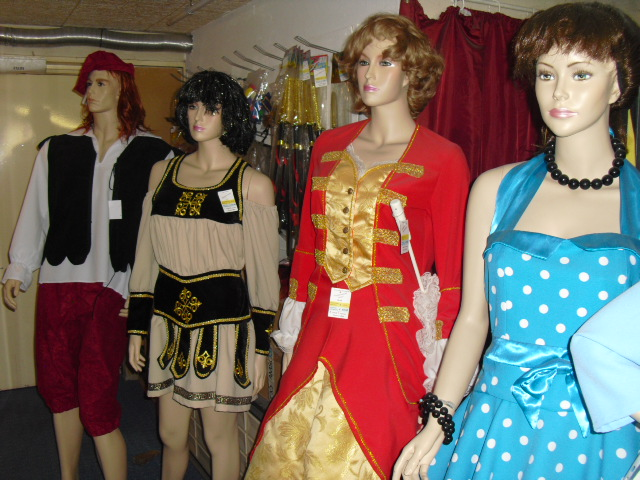 Venezia, Römische Kostüme, Bauernkostüm