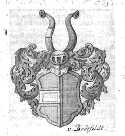 Wappen aus der Genelogischen Adels-Historie aus dem Jahre 1736 [22]