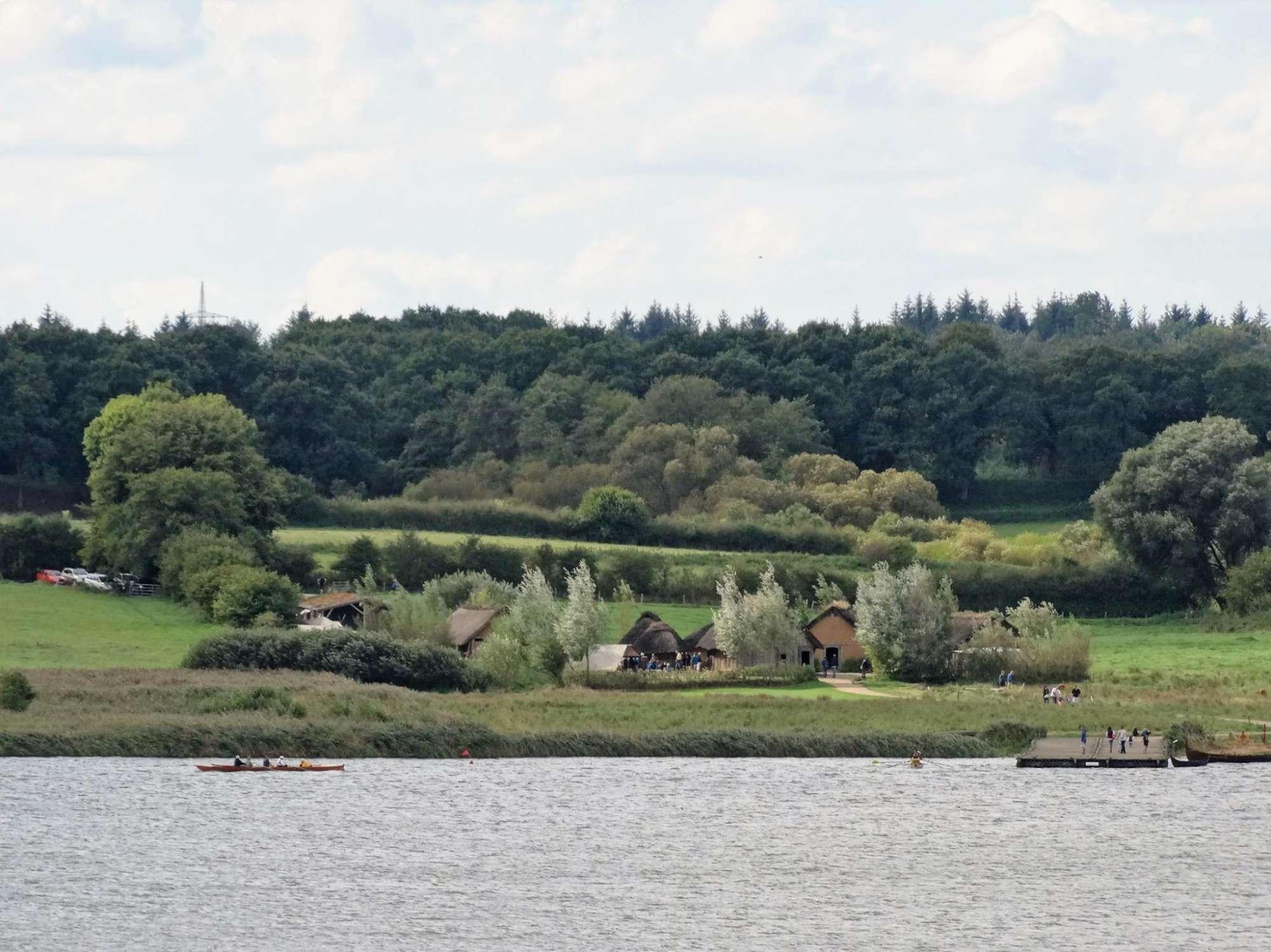 Urlaub an Ostsee und Schlei - Haithabu