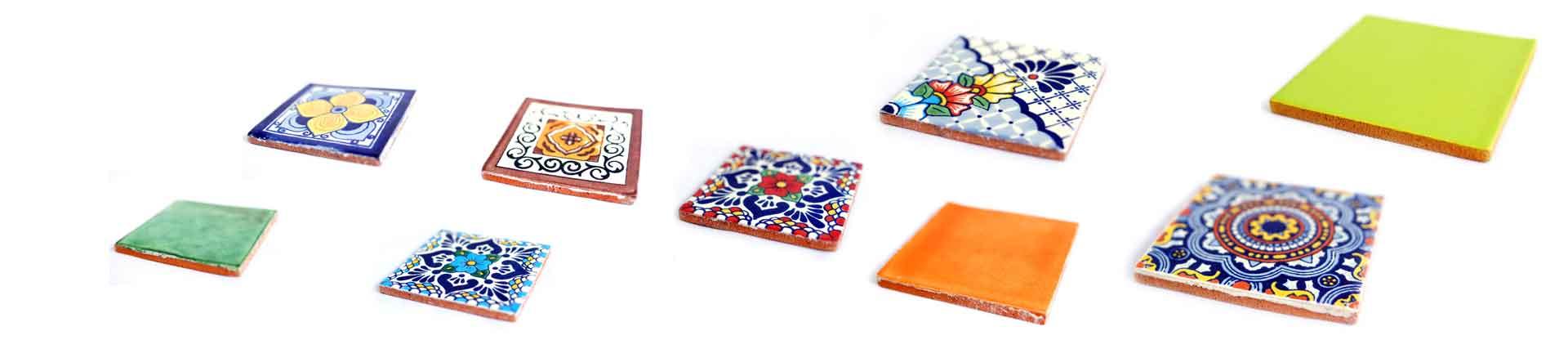 mexikanische keramik waschbecken fliesen aus mexiko burro azul. Black Bedroom Furniture Sets. Home Design Ideas