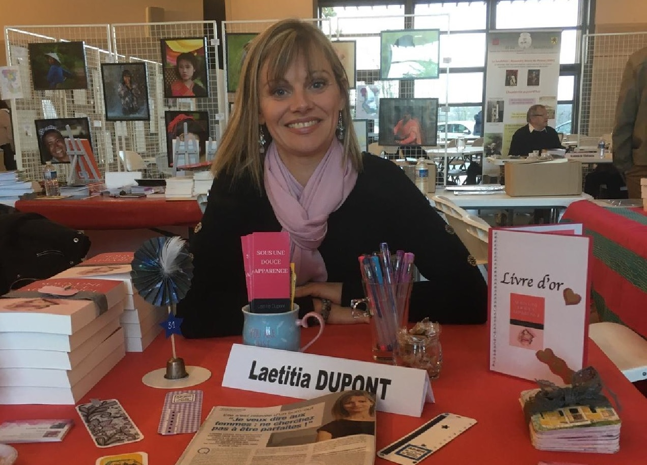 Laetitia DUPONT, du burn-out à la résilience par l'écriture